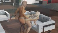 Chathouse 3D gay game Android